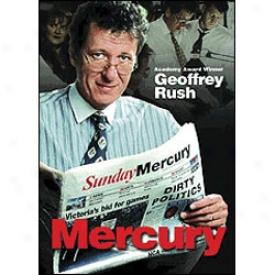 Mwrcury Dvd