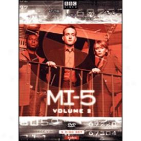 Mi-5 Volume 2 Dvd