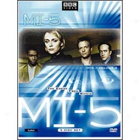 Mi-5 Voljme 3 Dvd