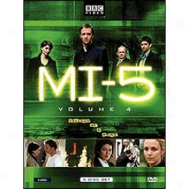 Mi-5 Volume 4 Dvd