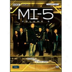 Mi-5 Volume 5 Dvd