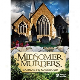 Midsomwr Murders Barnaby's Casebook Dvd