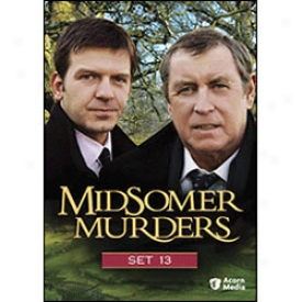 Midsomer Murders Set 13 Dvd