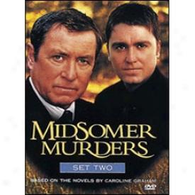 Midsomer Murders Set 2 Dvd