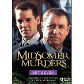 Midsomer Murders Set 7 Dvd
