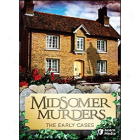 Midsomer Murders The Early Cases Collection Dvd