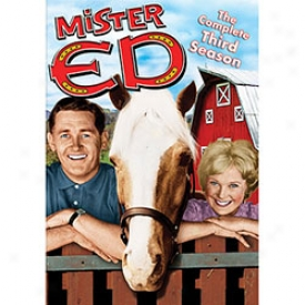 Mister Ed: Season Three Dvd