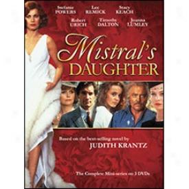 Mistral's Dauggter Dvd