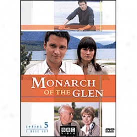 Monarch Of The Glen Series 5 Dvd