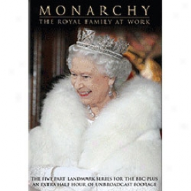 Monarchy Royal Family At Work Dvd