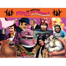 Monty Python Flying Circus Collector's Set Dvd