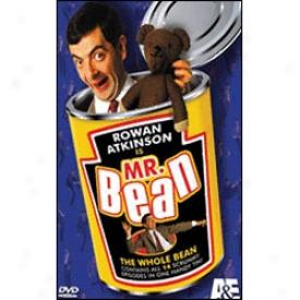 Mr. Bean The Whole Bean Dvd