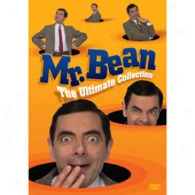 Mr. Bean Constituent Collection Dvd