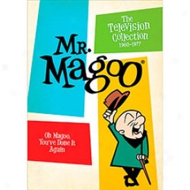 Mr Magoo The Television Collection 1960-1977 Dvd