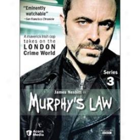 Murphy's Law Series 3 Dvd