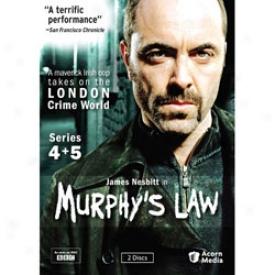 Murphy's Law Series 4+5 Dvd