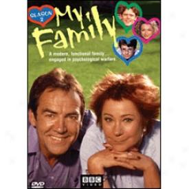 My Family Season 2 Dvd