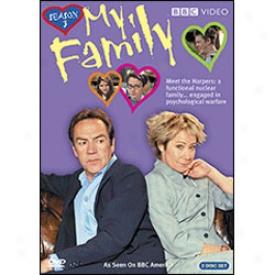 My Family Season 3 Dvd