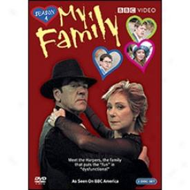 My Family Season 4 Dvd