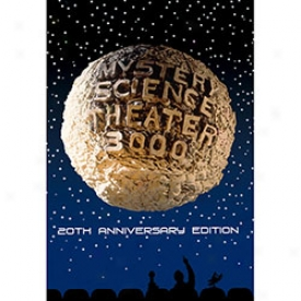Mystery Science Theatre 3000 Dvd