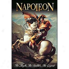 Napoleon Myth, Battles, Legend Dvd