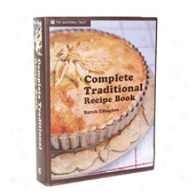 National Trust Complete Traditional Recipe Book
