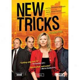 New Tricks Season Five Dvd