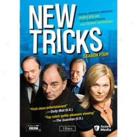 Repaired Tricks Season Four Dvd