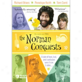 Norman Conquestts Dvd