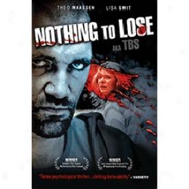 Nothing To Lose Dvd