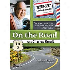 On The Path With Charles Kuralt Set 2 Dvd
