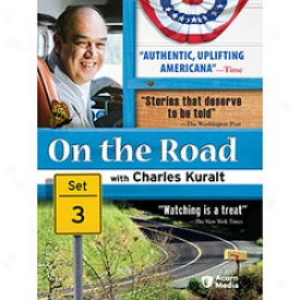 On The Road With Charles Kuralt Set 3 Dvd