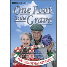 One Foot In The Grave 1996 & 1997 Christmas Specials Dvd