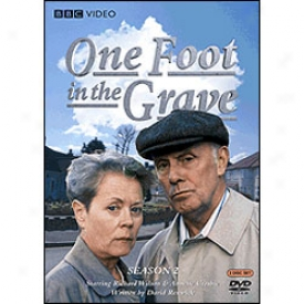 One Foot In The Grave Season 2 Dvd