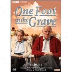 OneF oot In The Grave Season 3 Dvd