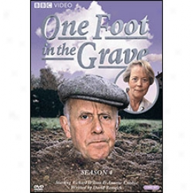 One Foot In The Grave Season 4 Dvd