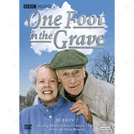 One Foot In The Grave Season 5 Dvd