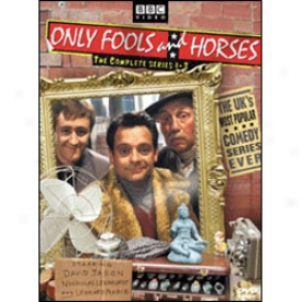 Only Fools And Horses Succession 1-3 Dvd