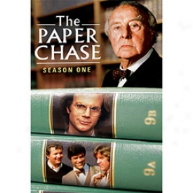 Paper Chase Season One Dvd