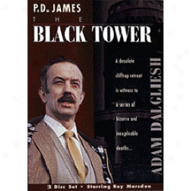 P.d. James - Mourning Tower Dvd