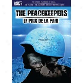 Peacekeepers Dvd