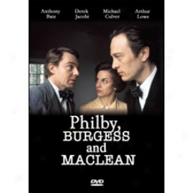 Pholby, Burgess And Maclean Dvd