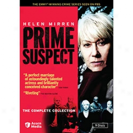 Prime Suspect Complete Collection Dvd