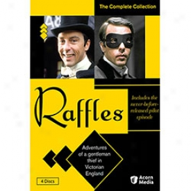 Raffles Complete Collection Dvd