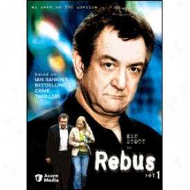 Rebus Set 1 Dvd
