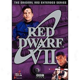 Red Dwaef S3ries Vii Dvd