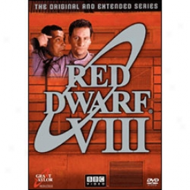 Red Dwarf Series Viii Dvd