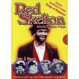 Red Skelton America Clown Prince
