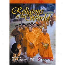 Religions Of The Planet Dvd