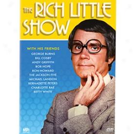 Rich Little Show, The Dvd